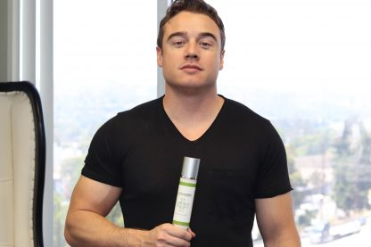 Brando Eaton uses CannaBody to help relieve pain and reduce inflammation